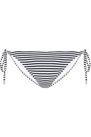 Melissa Odabash Cancun striped bikini bottoms