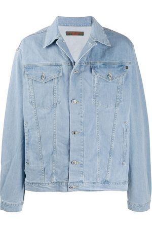 KATHARINE HAMNETT LONDON Oversized denim jacket