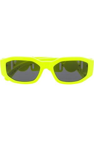 Versace Eyewear Oval frame sunglasses
