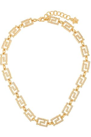 VERSACE Greek Key necklace