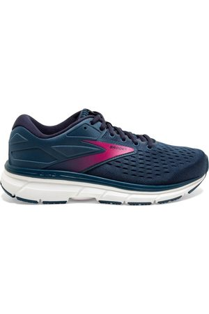 Brooks Dyad 11 - Womens Running Shoes - /Navy/Beetroot