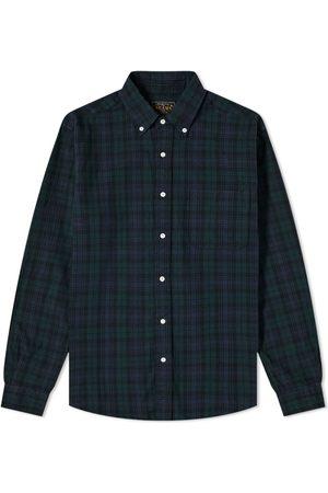 Beams Button Down Watch Shirt