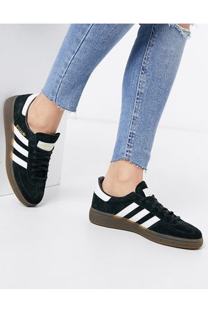 adidas Handball Spezial sneakers in black