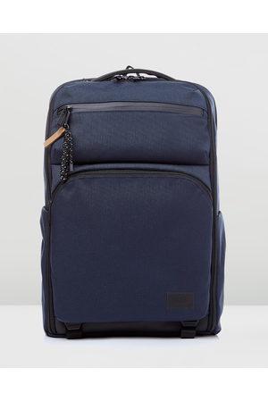 Samsonite Onse Backpack L - Bags (Navy) Onse Backpack L