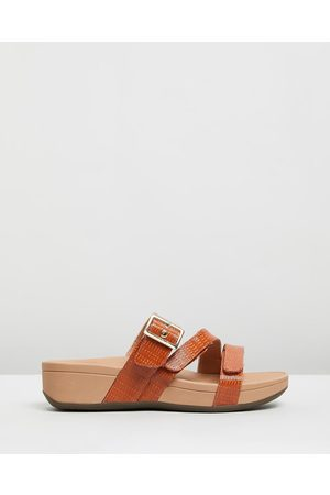 Vionic Rio Platform Sandals - Wedges ( Woven) Rio Platform Sandals