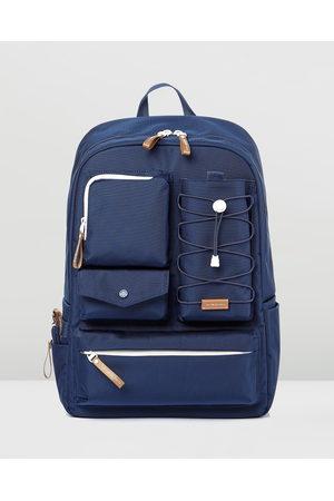 Samsonite Mirre Backpack - Bags (Navy) Mirre Backpack