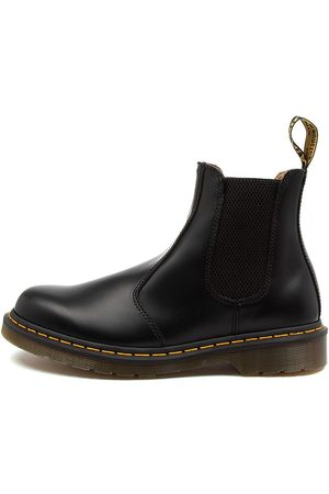 Dr. Martens 2976 Chelsea Bt Ylw Stitch Dm Boots Womens Shoes Casual Ankle Boots