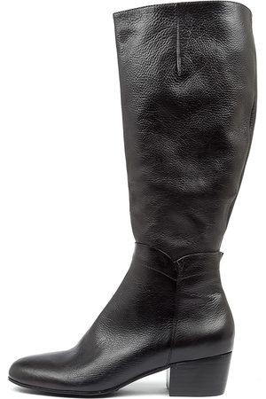 Django & Juliette Milicent Dj Boots Womens Shoes Casual Long Boots