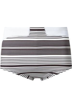 AMIR SLAMA Striped trunks