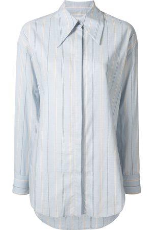 Karen Walker Pluton striped shirt