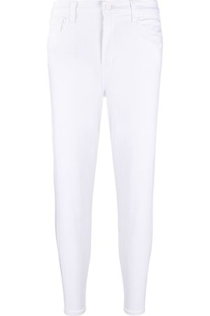 J Brand Women Slim - Mid-rise slim-fit jeans