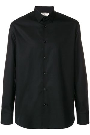 Saint Laurent Men Business - Slim fit classic shirt