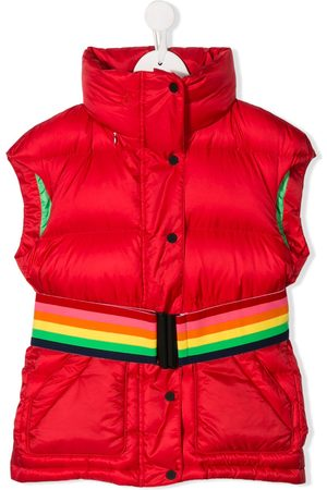 Perfect Moment Belted padded jacket
