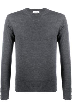 Thom Browne Merino wool crew-neck pullover