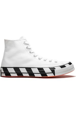 Converse Chuck 70 off white hi top sneakers