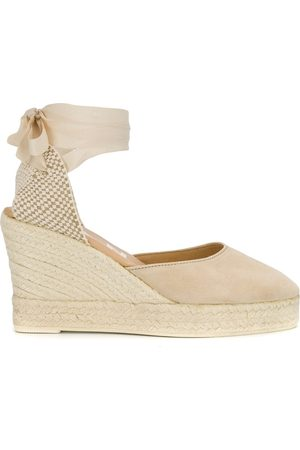 MANEBI Espadrille wedges