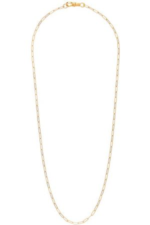 Alighieri The Dante 24kt -plated Chain Necklace - Mens