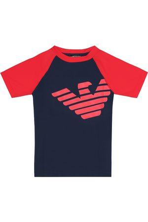 Emporio Armani Logo rashguard