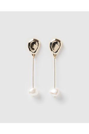 Izoa Cherish Earrings - Jewellery ( Freshwater Pearl) Cherish Earrings