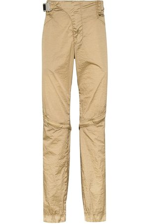 1017 ALYX 9SM Crescent zip-off track pants