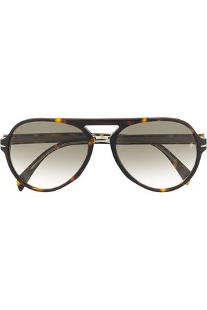 Eyewear by David Beckham Sunglasses - Round-frame sunglasses