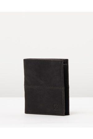 Stitch & Hide Men Wallets - Bernard Wallet - Wallets (Steele ) Bernard Wallet