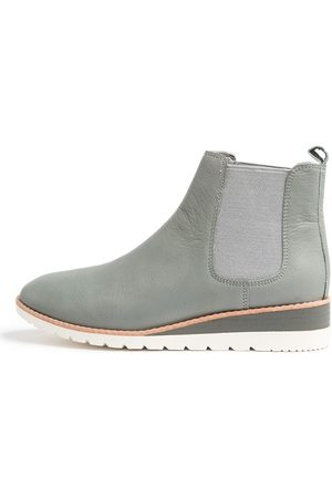 Diana Ferrari Women Ankle Boots - Blynx Df Steel Boots Womens Shoes Casual Ankle Boots
