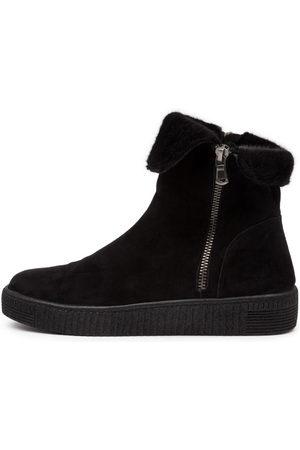 Django & Juliette Troy Dj Sole Boots Womens Shoes Casual Ankle Boots