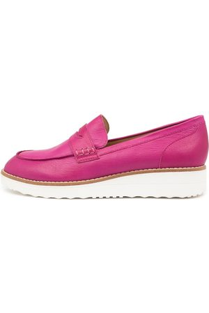 Top end Oley To Fuchsia Sole Sneakers Womens Shoes Casual Casual Sneakers