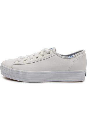 Keds Triple Kick Sneakers Womens Shoes Casual Casual Sneakers