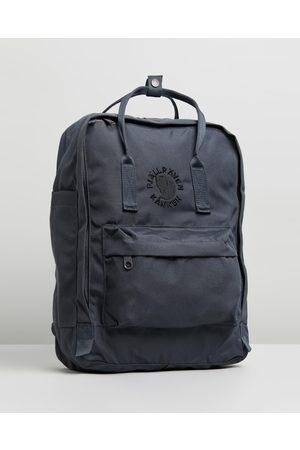 Fjallraven Backpacks - Re Kanken - Backpacks (Slate) Re-Kanken