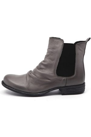 EOS Willo W Zinco Boots Womens Shoes Casual Ankle Boots