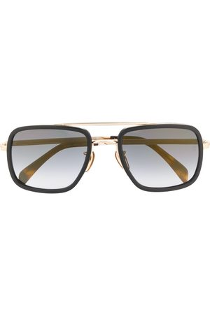 David beckham Square-frame sunglasses