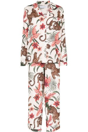 Desmond & Dempsey Soleia pyjama set