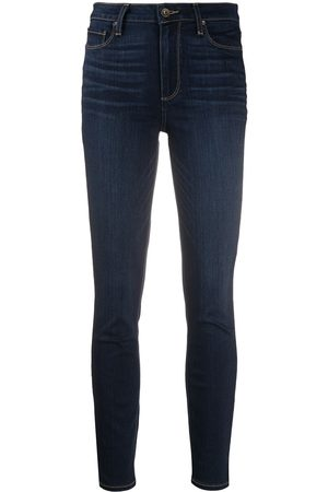 Paige High-rise skinny jeans