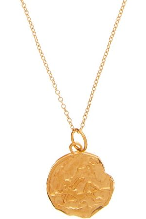 Alighieri Virgo 24kt -plated Necklace - Mens