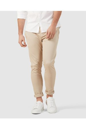 French Connection Slim Fit Chino Pants - Pants (STONE) Slim Fit Chino Pants