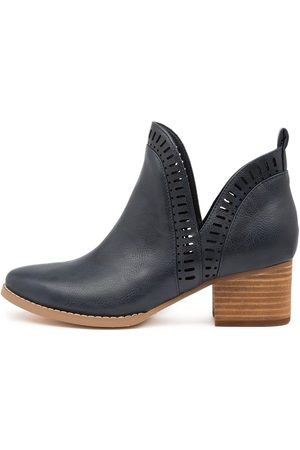 I LOVE BILLY Lissamo Ink Boots Womens Shoes Casual Ankle Boots