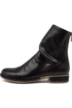 Django & Juliette Women Ankle Boots - Carlo Dj Boots Womens Shoes Casual Ankle Boots