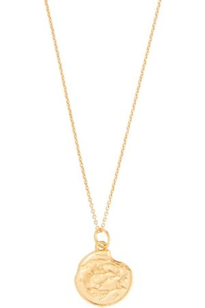 Alighieri Pisces 24kt -plated Necklace - Mens