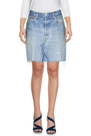 RE/DONE with LEVI'S Denim skirts