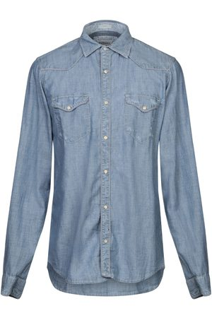 ROŸ ROGER'S Denim shirts