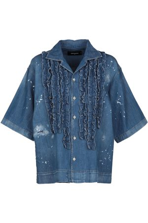 Dsquared2 Women Denim - Denim shirts