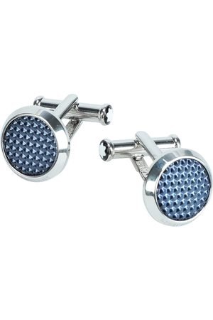Mont Blanc Cufflinks and Tie Clips