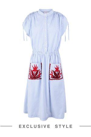 STELLA JEAN x YOOX Knee-length dresses