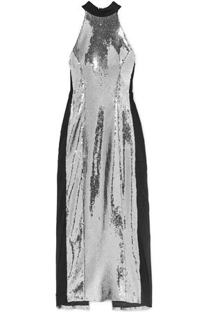 GALVAN 3/4 length dresses