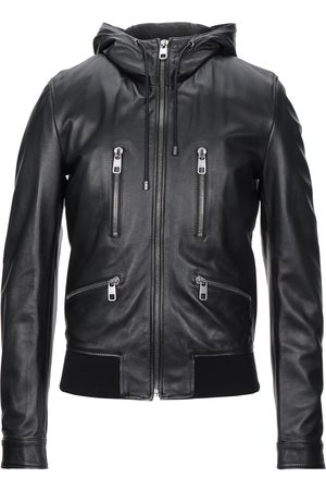 DOLCE & GABBANA Men Leather Jackets - Jackets