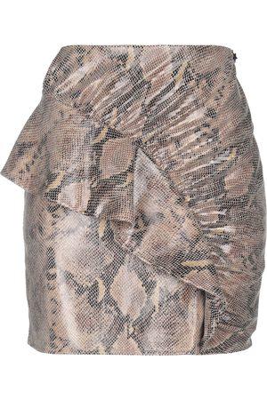 SOUVENIR Women Midi Skirts - Knee length skirts