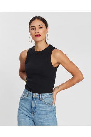 NEUW Women Tank Tops - Jonesy Singlet - T-Shirts & Singlets Jonesy Singlet