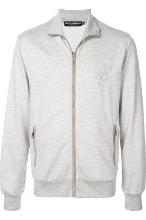 Dolce & Gabbana Men Sweatshirts - DG embroidered sweatshirt
